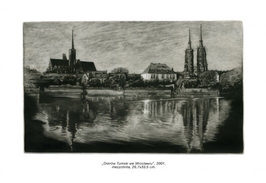 Jarek Jedrzejowski - Grafika